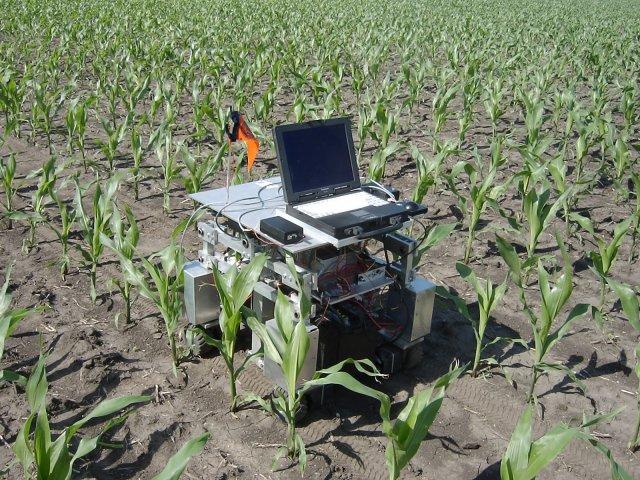 Progetto Robot Farm 2017- 2018