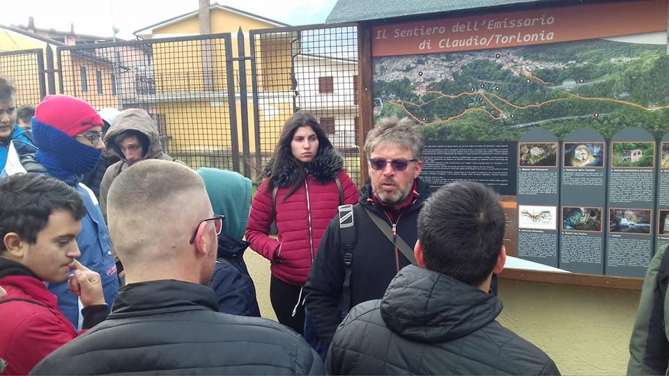 Emissario Claudio-Torlonia: Il Serpieri coprotagonista nella valorizzazione del sito