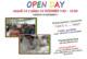 Avezzano: Open Day 14 e 15 dicembre 2018