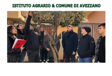 Gli studenti del Serpieri consulenti dei progettisti del verde urbano di Avezzano