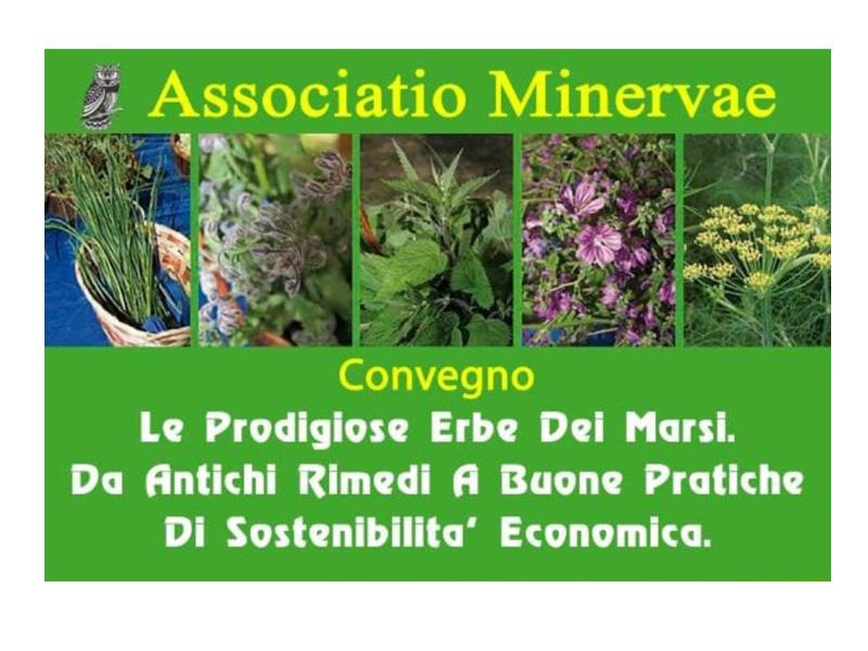 """Convegno """"Le prodigiose erbe dei Marsi…."""": coprotagonisti gli studenti del """"Serpieri"""""""